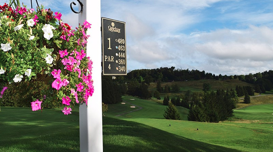 Oglebay Resort is a Paradise for Golfers
