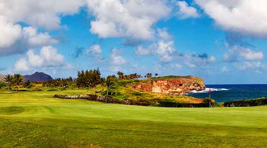 Green Hawaii is made for Golfers