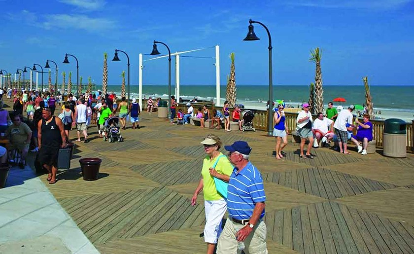 "Family-Friendly Myrtle Beach is ""Maturiing"""