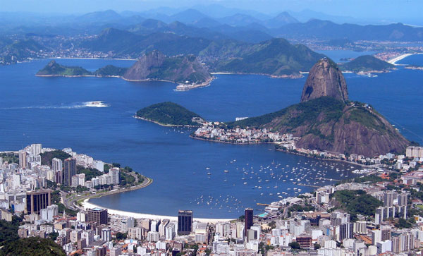 Rio is the fun capital of Brazil