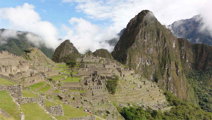 The Sacred Machu Picchu Trail