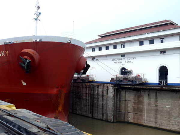 Panama Canal is a Wonder Worth Seeing