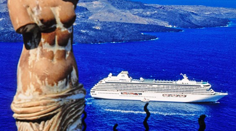Cruise options are Crystal clear