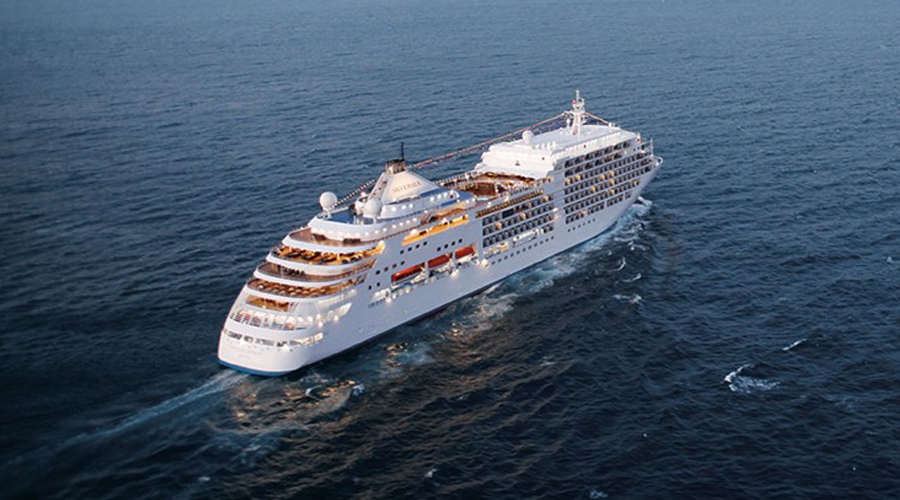 Silversea gets passengers into the spirit of cruising