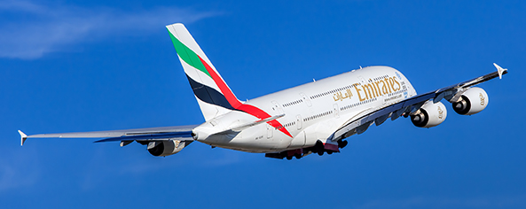 The Sky's the Limit for Emirates Flight Attendent