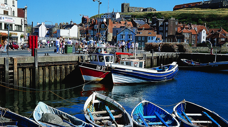 Whitby is England's jewel in the crown
