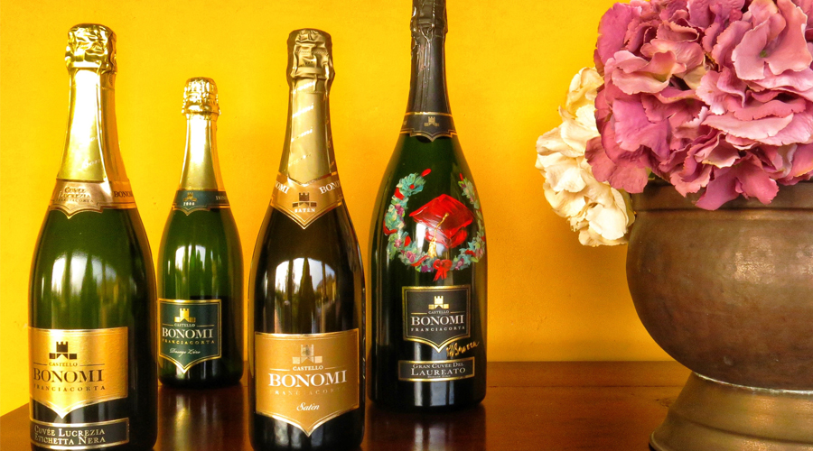 Italy's Franciacorta wine region a sparkling success
