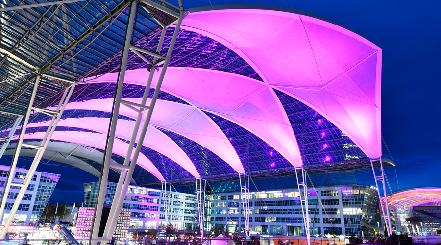 Munich airport scores big points with travellers
