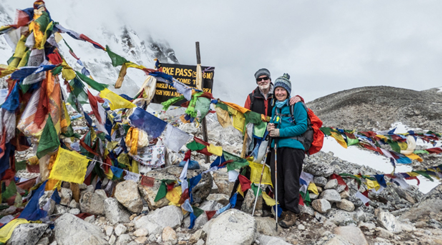 Nepal's Manaslu Circuit pushes trekkers to the limit