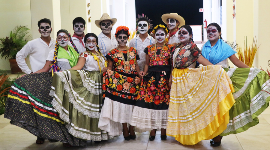 Mexico's Day of the Dead comes to life
