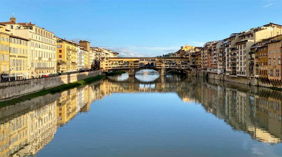 Going with the 'Flow-rence in Italy's Renaissance city
