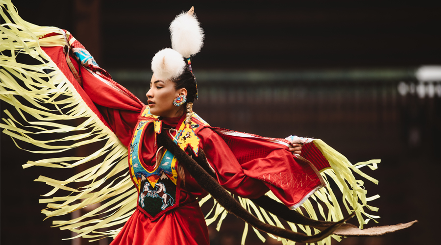 Powwows open door to Indigenous culture