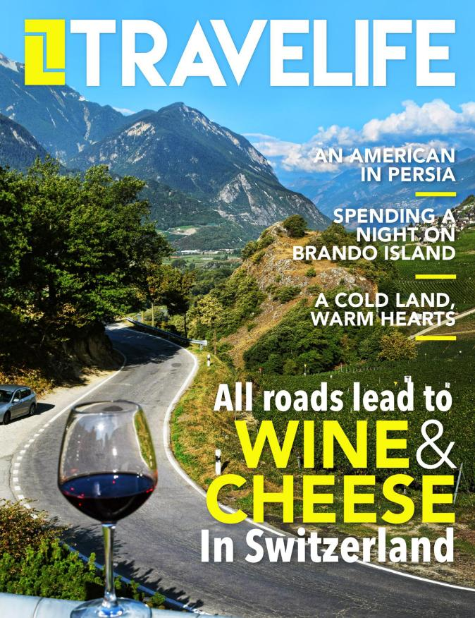 44d17b97c8 TraveLife Magazine - April 2019